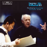 Cover of BIS CD 1200