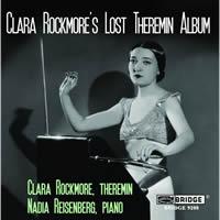 Cover of Bridge Records 9208