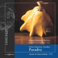 Cover of Concerto CD 2003