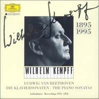 Cover of Deutsche Grammophon B0000012XC