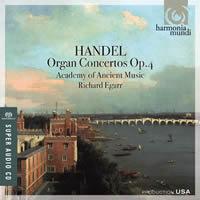 Cover of Harmonia Mundi HMU 807446