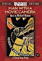 Cover of Man with a Movie Camera