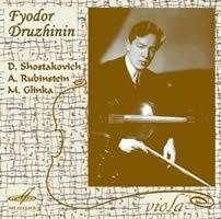 Cover of Melodiya MEL CD 10 00867