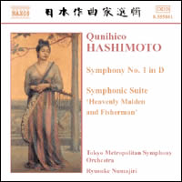 Cover of Naxos 8.555881