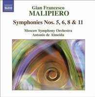 Cover of Naxos 8.570880