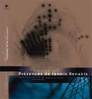 Cover of Solomos: Présences de Iannis Xenakis