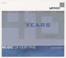 Cover of Wergo 6921-2