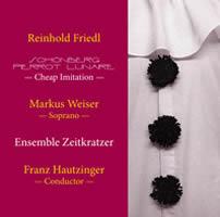 Cover of Zeitkratzer KZR 0001