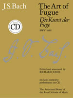 Cover of ASRSM Bach edition