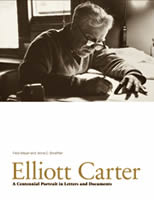 Cover of Elliott Carter
