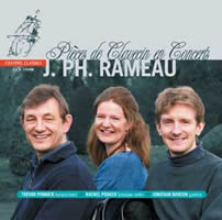 Cover of Channel Classics 19098 CD
