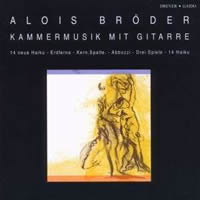 Cover of Dreyer & Gaido CD 21043