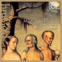 Cover of Harmonia Mundi HMG 501261