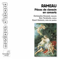 Cover of Harmonia Mundi HMC901418