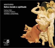 cover of Harmonia Mundi HMC901718.20