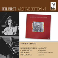 Cover of Idil Biret Archive IBA026