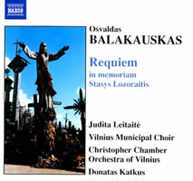 Cover of Naxos 8.557604
