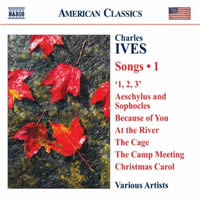 Cover of Naxos 8.559269