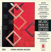 Cover of VMM 3052